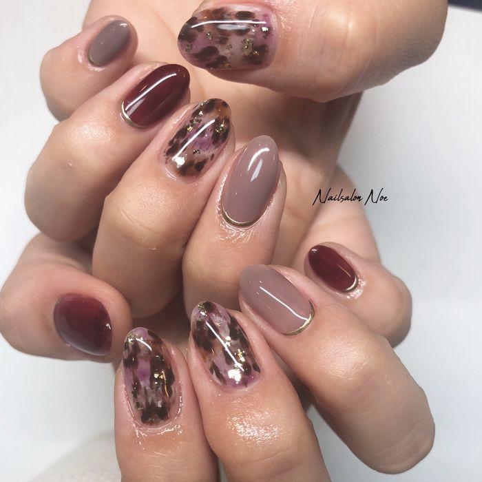 my nails **
